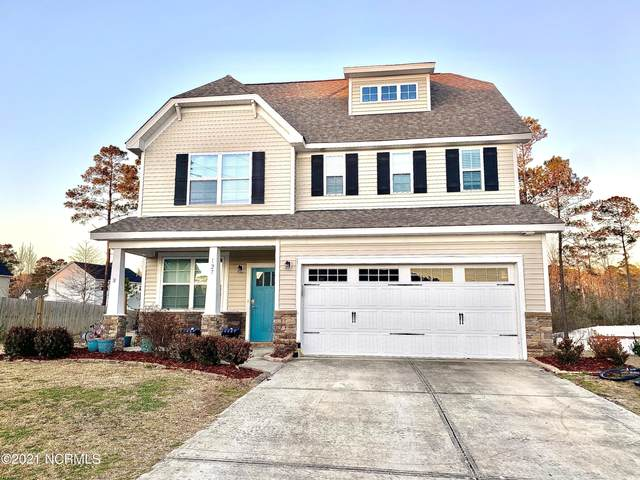 127 Kenna Court, Jacksonville, NC 28540 (MLS #100259381) :: The Cheek Team
