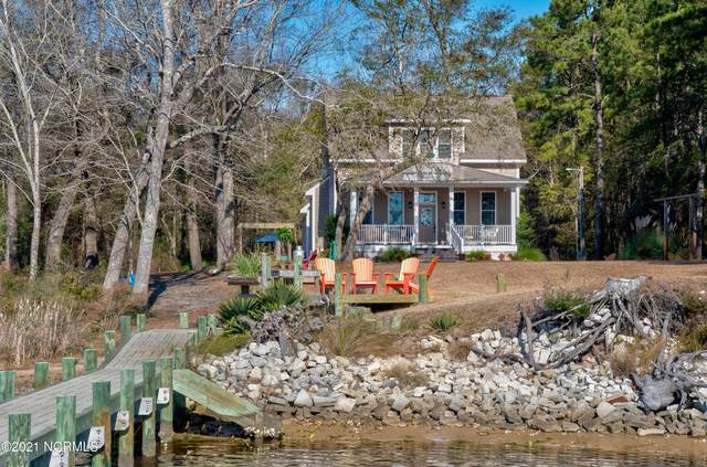 157 Riley Lewis Road, Sneads Ferry, NC 28460 (MLS #100259384) :: The Oceanaire Realty