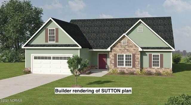 2814 Bettye Gresham Lane, New Bern, NC 28562 (MLS #100259387) :: David Cummings Real Estate Team