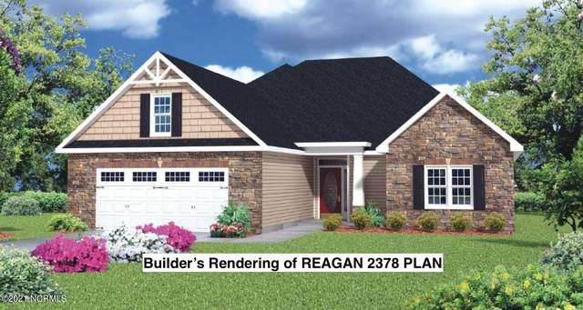 2900 Bettye Gresham Lane, New Bern, NC 28562 (MLS #100259388) :: David Cummings Real Estate Team