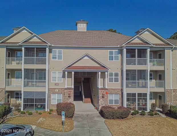 260 Woodlands Way Unit 8, Calabash, NC 28467 (MLS #100259415) :: Barefoot-Chandler & Associates LLC