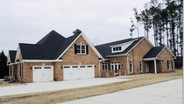 3628 Eagle Farm Drive N, Wilson, NC 27896 (MLS #100259469) :: Berkshire Hathaway HomeServices Hometown, REALTORS®