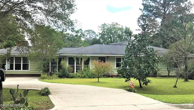 2147 E Lake Shore Drive, Wilmington, NC 28401 (MLS #100259471) :: The Oceanaire Realty
