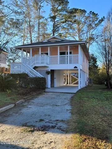 5705 E Yacht Drive, Oak Island, NC 28465 (MLS #100259473) :: CENTURY 21 Sweyer & Associates