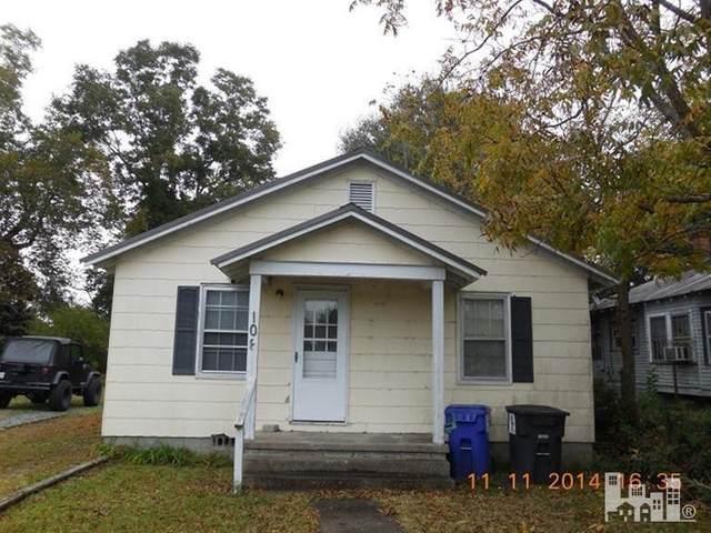108 N Dickerson Street, Burgaw, NC 28425 (MLS #100259482) :: The Keith Beatty Team