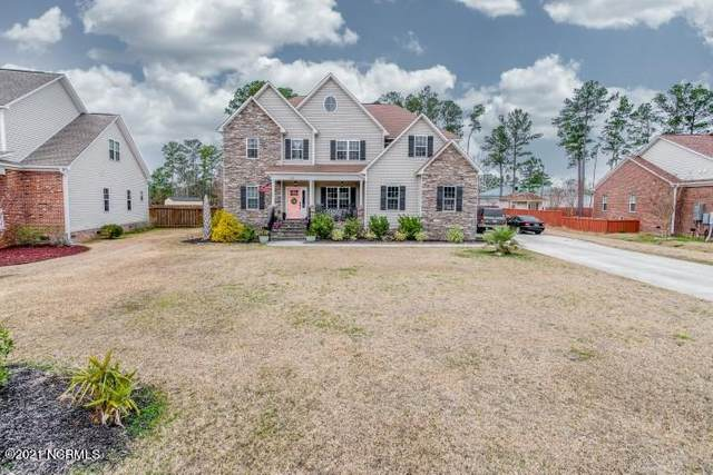 105 Canaan Court, Jacksonville, NC 28546 (MLS #100259495) :: RE/MAX Elite Realty Group