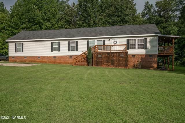 5284 Crabtree Road, Nashville, NC 27856 (MLS #100259515) :: CENTURY 21 Sweyer & Associates