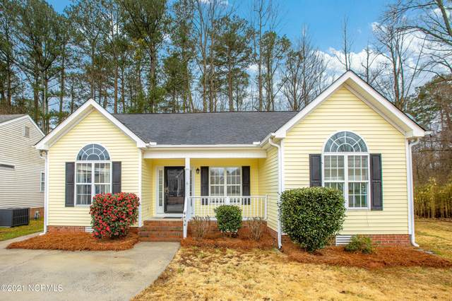 4434 Surrey Meadows Drive, Winterville, NC 28590 (MLS #100259516) :: David Cummings Real Estate Team