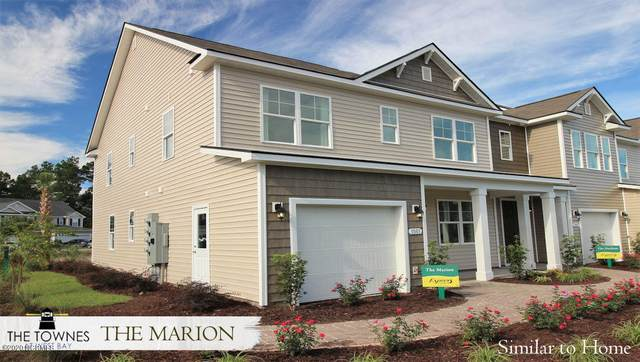 7674 Knightbell Circle Bld 6 Unit 22, Leland, NC 28451 (MLS #100259524) :: The Oceanaire Realty