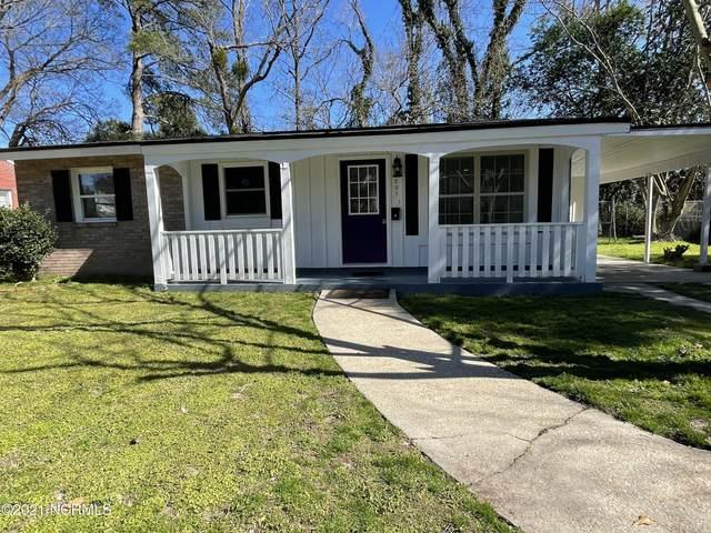 201 S Warren Street, Greenville, NC 27858 (MLS #100259526) :: Great Moves Realty