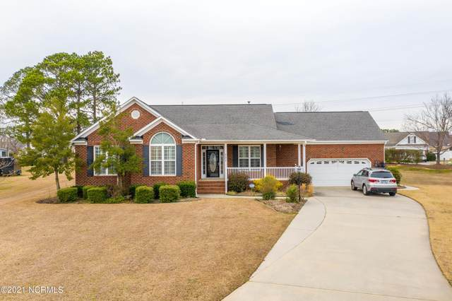 331 Alyssum Place, Winterville, NC 28590 (MLS #100259527) :: Stancill Realty Group