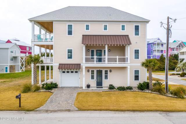 302 Commerce Way, Atlantic Beach, NC 28512 (MLS #100259528) :: Vance Young and Associates