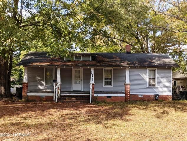 111 Pearson Street N, Wilson, NC 27893 (MLS #100259544) :: Great Moves Realty