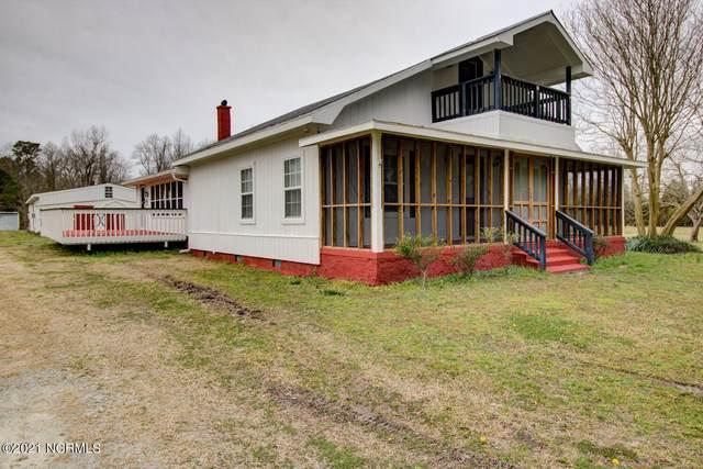 871 Watha Road, Willard, NC 28478 (MLS #100259565) :: The Keith Beatty Team