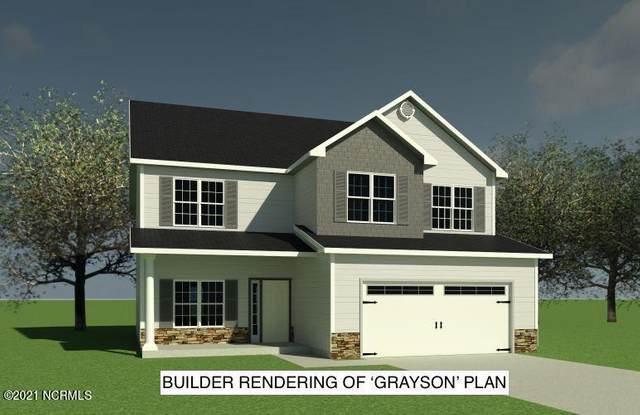 2908 Bettye Gresham Lane, New Bern, NC 28562 (MLS #100259578) :: CENTURY 21 Sweyer & Associates