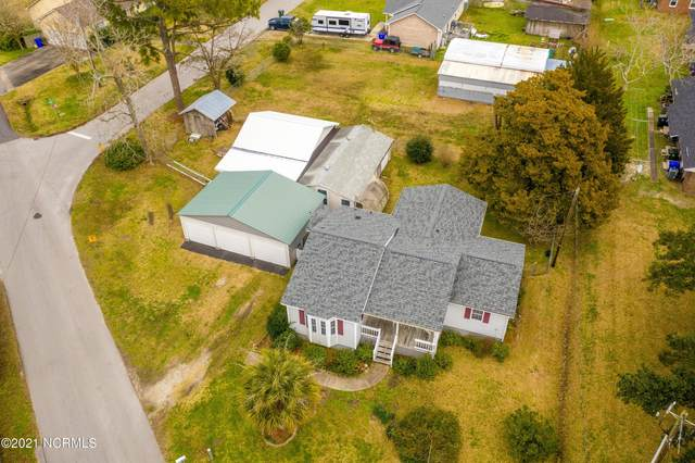 115 Carteret Avenue, Beaufort, NC 28516 (MLS #100259585) :: The Keith Beatty Team