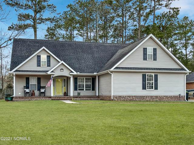 203 Sea Bisquit Drive, Havelock, NC 28532 (MLS #100259591) :: CENTURY 21 Sweyer & Associates