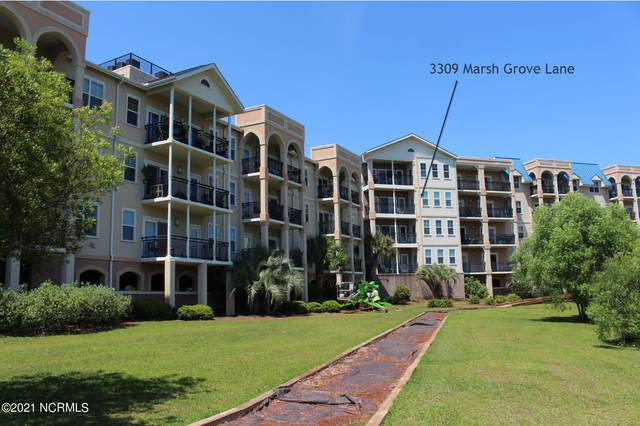 3100 Marsh Grove Lane Unit 3309, Southport, NC 28461 (MLS #100259605) :: Great Moves Realty