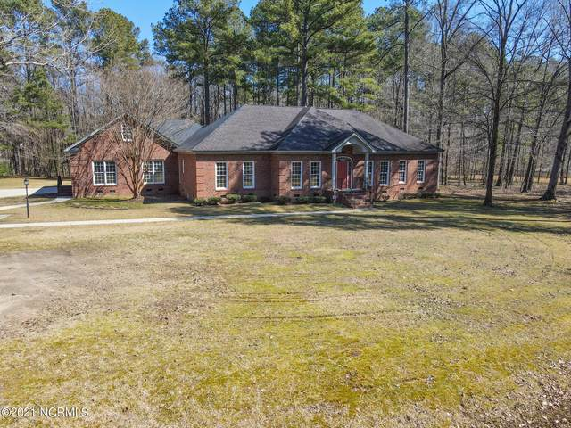 1535 Green Meadow Lane, Rocky Mount, NC 27804 (MLS #100259619) :: Vance Young and Associates
