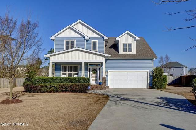 107 Raven Drive, Rocky Point, NC 28457 (MLS #100259639) :: CENTURY 21 Sweyer & Associates