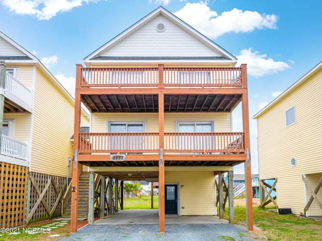 2257 New River Inlet Road, North Topsail Beach, NC 28460 (MLS #100259640) :: Great Moves Realty