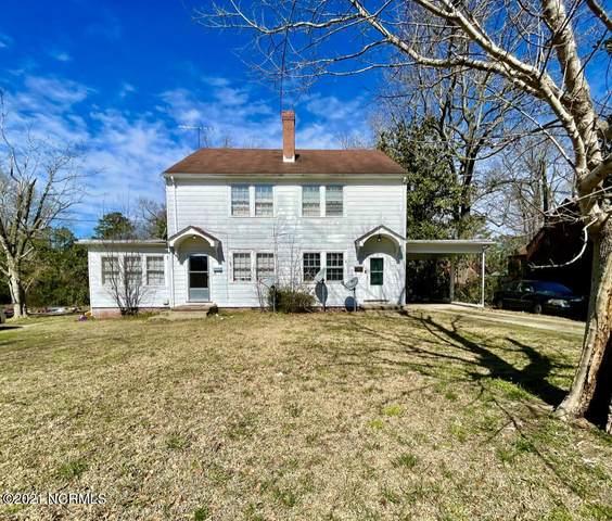 116 W Grace Street, Williamston, NC 27892 (MLS #100259659) :: CENTURY 21 Sweyer & Associates