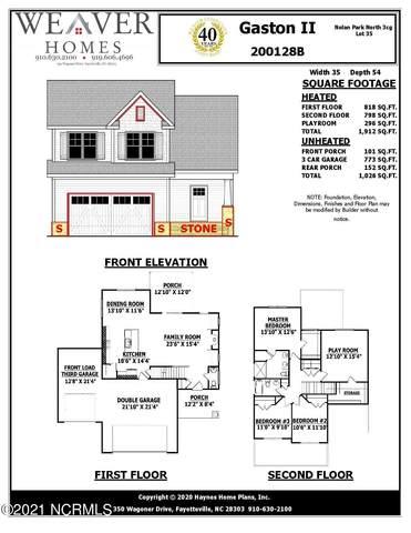 56 Bufflehead Drive, Selma, NC 27576 (MLS #100259660) :: RE/MAX Essential