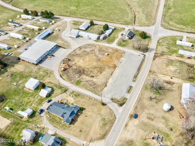 6115 Mount Pleasant Road, Bailey, NC 27807 (MLS #100259665) :: Barefoot-Chandler & Associates LLC