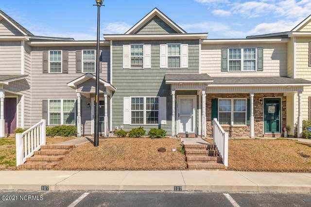 27 Doris Avenue E Unit 105, Jacksonville, NC 28540 (MLS #100259672) :: Berkshire Hathaway HomeServices Hometown, REALTORS®