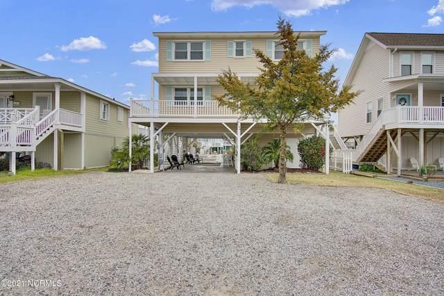 130 Burlington Street, Holden Beach, NC 28462 (MLS #100259688) :: The Oceanaire Realty