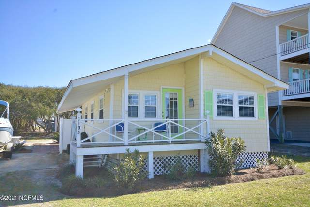 1104 S Topsail Drive, Surf City, NC 28445 (MLS #100259690) :: Barefoot-Chandler & Associates LLC