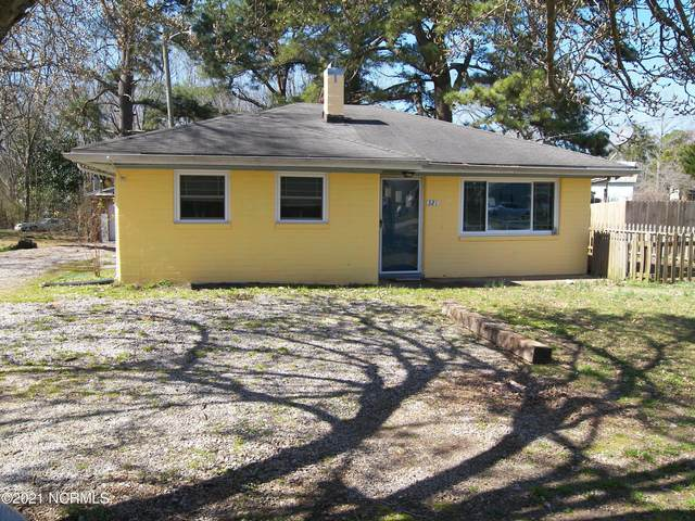 321 Second Street, Spring Hope, NC 27882 (MLS #100259716) :: CENTURY 21 Sweyer & Associates