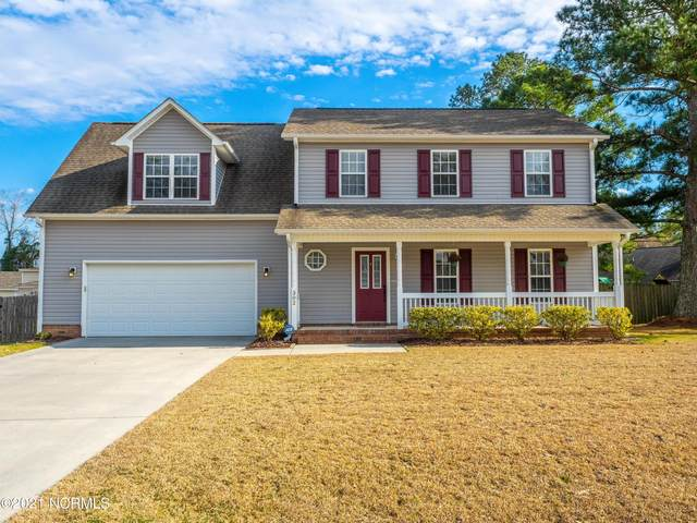 302 Kojack Court, Richlands, NC 28574 (MLS #100259717) :: RE/MAX Elite Realty Group