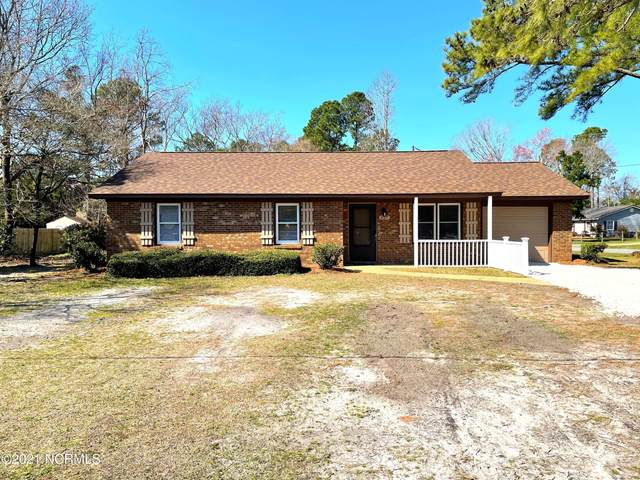 627 Albemarle Road, Wilmington, NC 28405 (MLS #100259725) :: Great Moves Realty