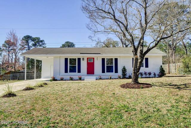 261 Buff Circle, Wilmington, NC 28411 (MLS #100259729) :: Barefoot-Chandler & Associates LLC