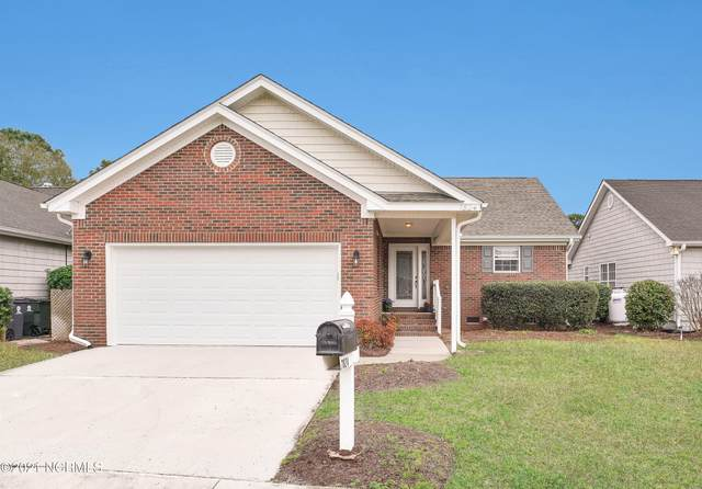 7824 Chip Shot Way, Wilmington, NC 28412 (MLS #100259758) :: Vance Young and Associates