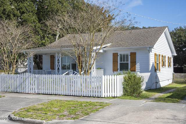 318 Orange Street, Beaufort, NC 28516 (MLS #100259759) :: Stancill Realty Group
