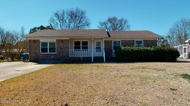 416 Thomas Drive, Jacksonville, NC 28546 (MLS #100259767) :: The Oceanaire Realty