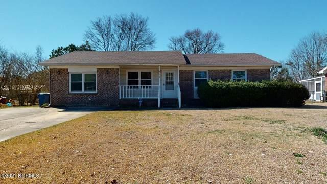 416 Thomas Drive, Jacksonville, NC 28546 (MLS #100259767) :: Vance Young and Associates