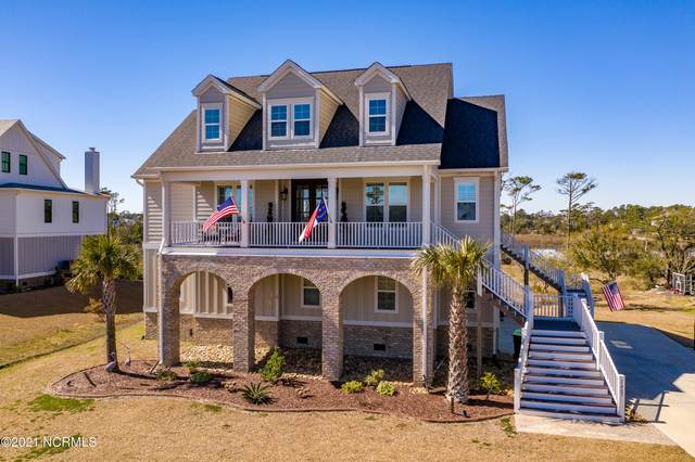 1407 Marsh Pointe, Morehead City, NC 28557 (MLS #100259770) :: RE/MAX Elite Realty Group