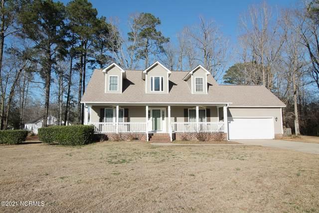 401 Cedar Lane, Washington, NC 27889 (MLS #100259787) :: Great Moves Realty