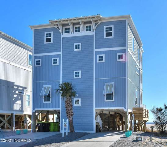 927 E Beach Drive, Oak Island, NC 28465 (MLS #100259790) :: The Oceanaire Realty