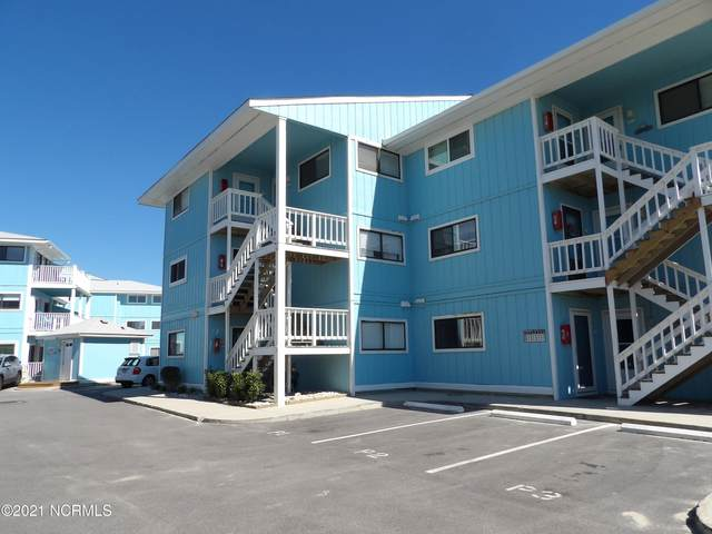 1437 Fort Fisher Boulevard S O1, Kure Beach, NC 28449 (MLS #100259802) :: Vance Young and Associates