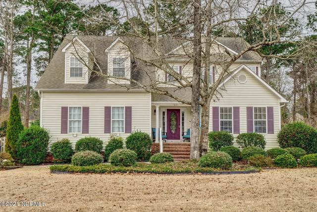 813 Welton Circle, Jacksonville, NC 28546 (MLS #100259823) :: Great Moves Realty