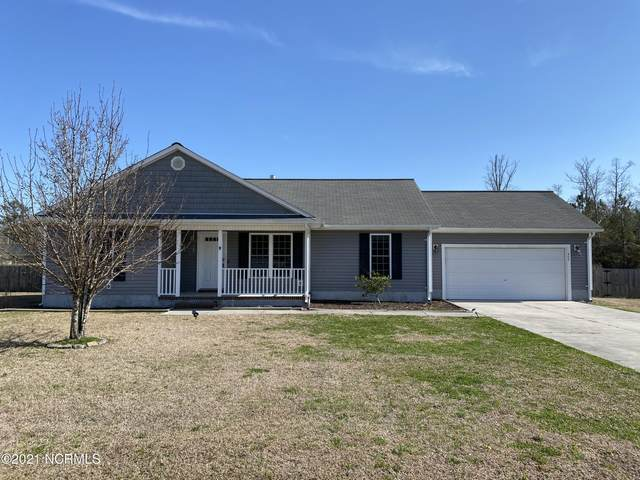 307 Murphy Drive, Jacksonville, NC 28540 (MLS #100259830) :: RE/MAX Essential