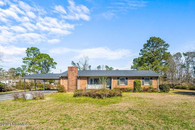 105 Carl Seitter Drive, Wilmington, NC 28401 (MLS #100259834) :: Barefoot-Chandler & Associates LLC