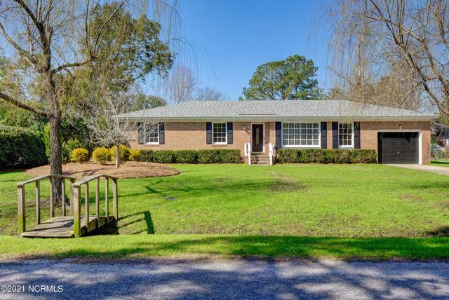 3224 Chalmers Drive, Wilmington, NC 28409 (MLS #100259837) :: Great Moves Realty