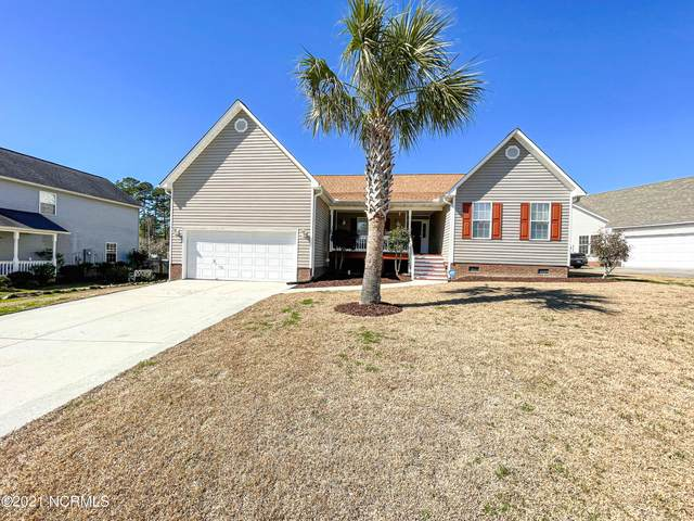 503 Southbridge Drive, Jacksonville, NC 28546 (MLS #100259885) :: RE/MAX Elite Realty Group