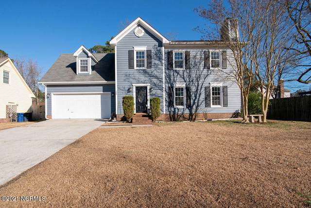 109 Archdale Drive, Jacksonville, NC 28546 (MLS #100259888) :: Lynda Haraway Group Real Estate