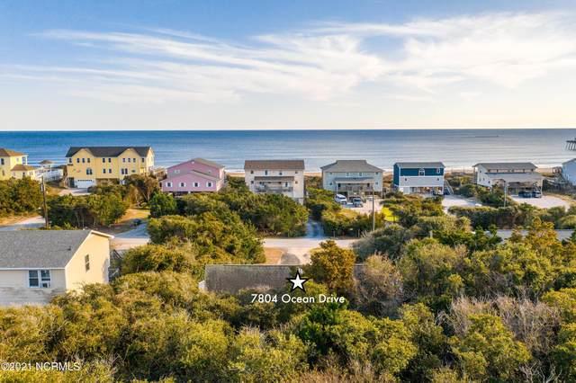 7804 Ocean Drive, Emerald Isle, NC 28594 (MLS #100259966) :: Berkshire Hathaway HomeServices Prime Properties